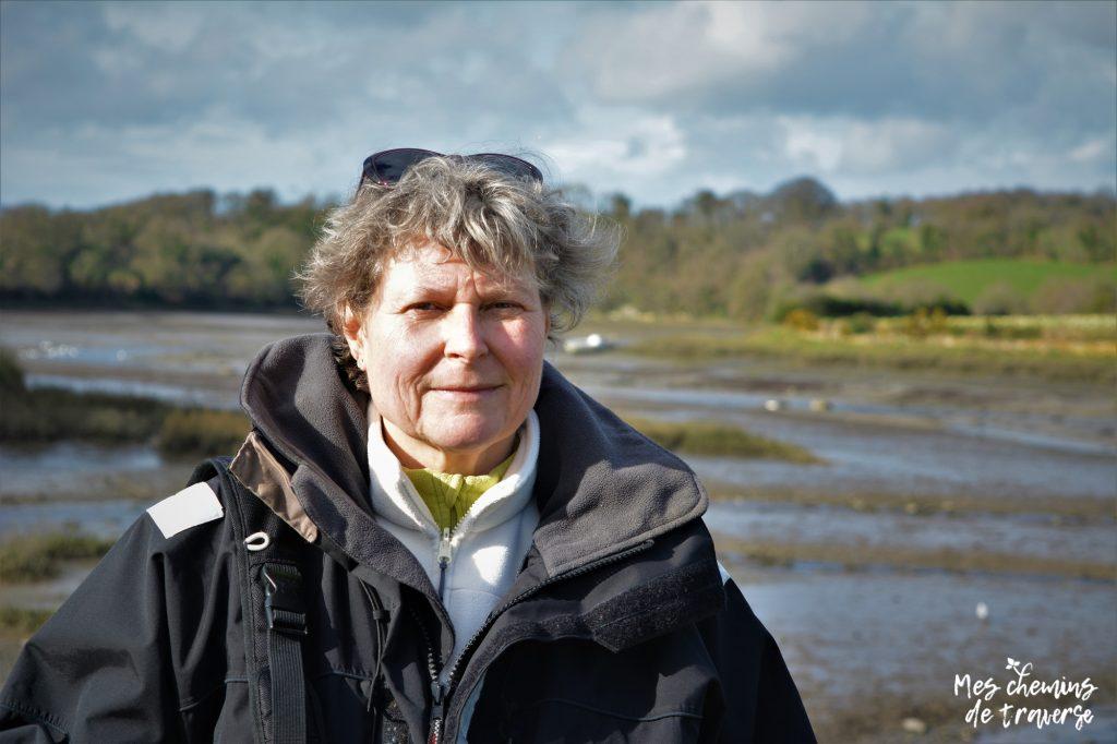 Portrait Claire Maerten_guide naturaliste en Bretagne