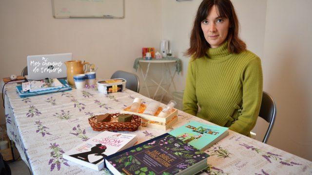A la rencontre d'Élise Fléjou Esseiva, animatrice d'ateliers slow cosmétique en Trégor