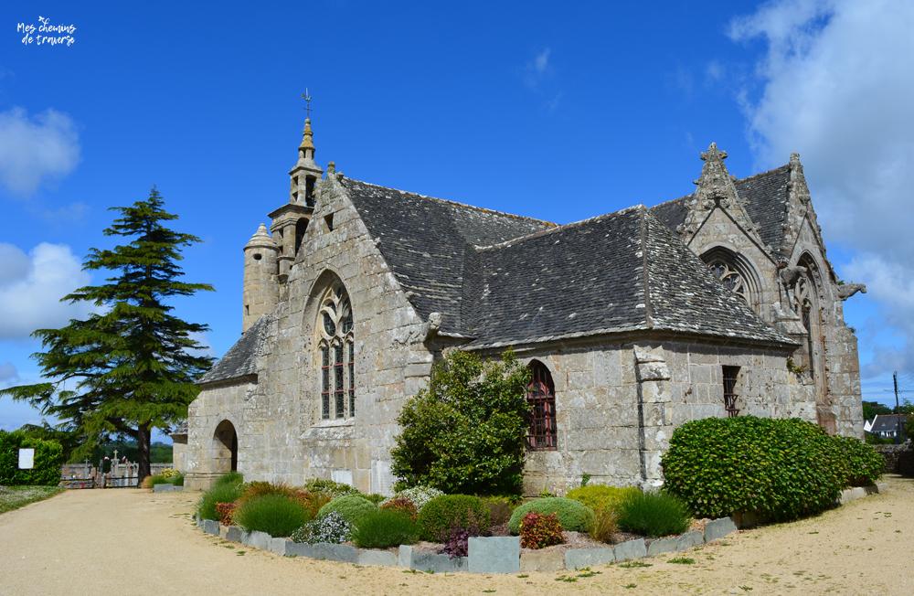 L'église Beaumanoir de Ploulec'h