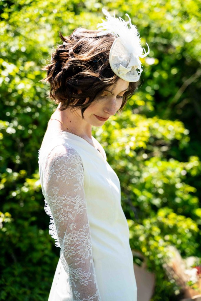 bijou de tete mariage