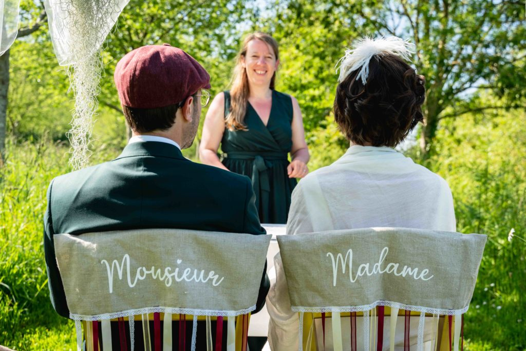 cérémonie mariage laique